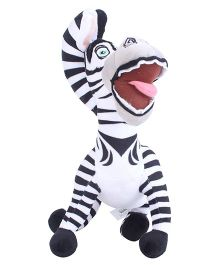 Madagascar Marty Soft Toy - 10 inches