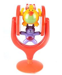 Toy Kraft Toddler Fun World Merry Go Round