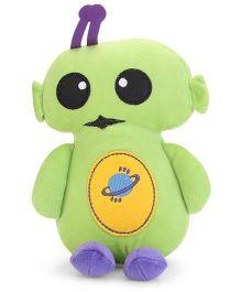 Playtoon Alien Soft Toy - Green