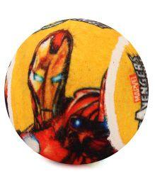 Marvel Avenger Tennis Ball - Yellow