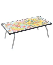 Disney Multipurpose Gaming Table Mickey Mouse Print - Multicolor