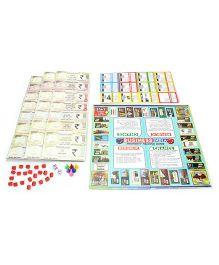 Circle E Business City Premium Board Game