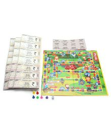 Circle E Picnic Premium Board Games