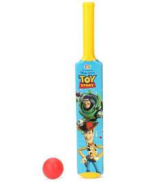Disney Toy Story Bat And Ball Set - Blue