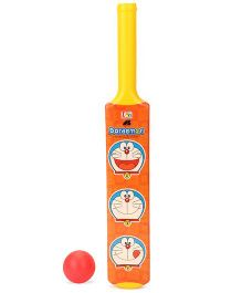 Doraemon Cricket Set - Orange