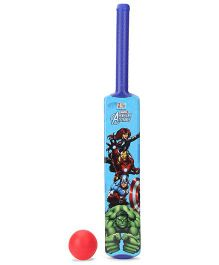 Marvel Avengers Bat And Ball (Color May Vary)