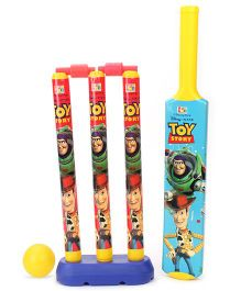 Toy Story Cricket Kit - Blue And Red