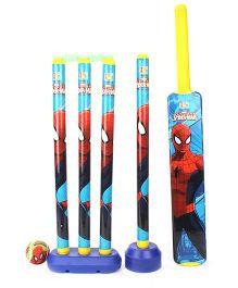 Marvel Spider Man 4 Wicket Cricket Set