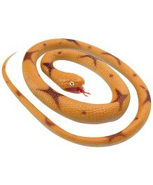 Wild Republic Rubber Snake Southern Copperhead Brown - 46 Inches