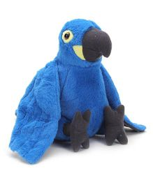 Wild Republic Cuddlekins Hyacinth Macaw - Blue