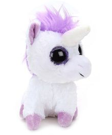 Wild Republic Sweet And Sassy Unicorn White - 14 cm