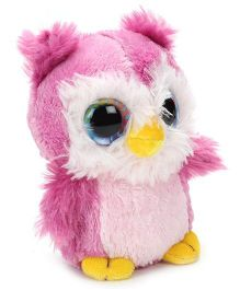 Wild Republic Sweet And Sassy Little Owl Sherbet Purple - 14 cm