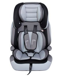 R for Rabbit Jumping Jack The Growing Baby Forward Facing  Car Seat - Black And Grey
