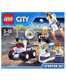 Lego City Space Starter Set - 105 Pieces