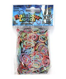 Rainbow Loom Sweets Mix Carnival Toy Bands - Multi Color