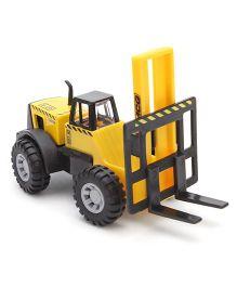 Maisto Fresh Metal Builder Zone Forklift Toy - Yellow