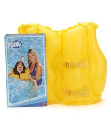 Bestway Tropical Swim Vest - Yellow