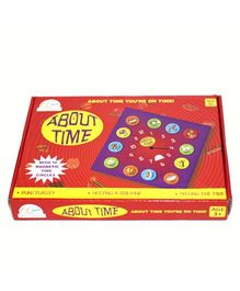 CQKids About Time - Multi Color