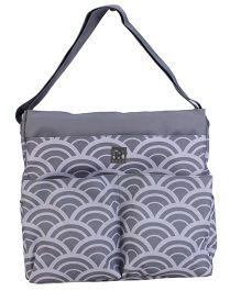 Ryco Diaper Bag - Grey