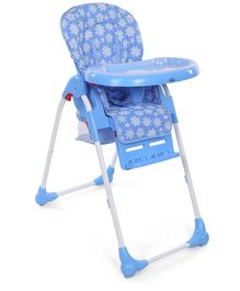 Babyhug Easy Diner High Chair - Blue