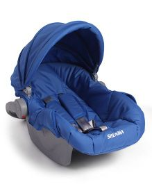 Babyhug Take Me Along Car Seat cum Carrycot - Blue