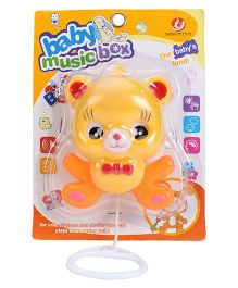 Kumar Toys Pull Along Cat - Yellow