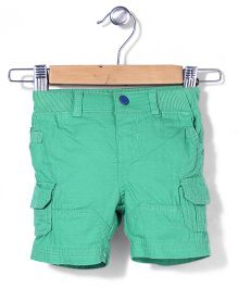 Mothercare Cargo Shorts - Green