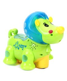 Kumar Toys Lively Lion Projection Toy - Green