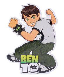 Ben 10 A4 Cut out