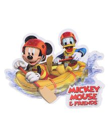 Disney Mickey Mouse and Friends A4  Cut out