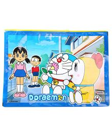 Doraemon Regular Pouch - Blue
