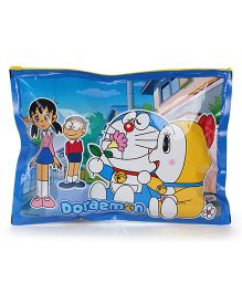 Doraemon Sparkle Pouch -  Blue