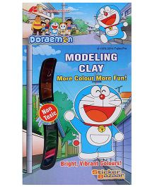 Doraemon-MODELING CLAY BOX