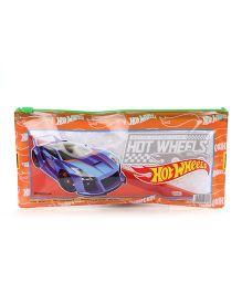 Hot Wheels Pencil Pouch - Orange