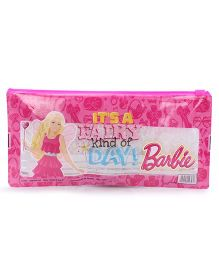 Barbie Regular Pencil Pouch - Pink