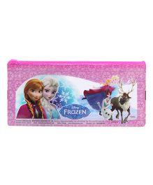 Disney Frozen Regular Pencil Pouch - Pink