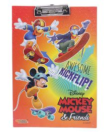 Disney Mickey Mouse and Friends Exam Clipboard - Red