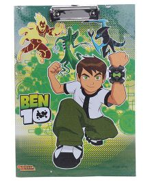 Ben 10 Exam Clipboard - Green