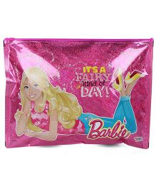 Barbie Sparkle Pencil Pouch - Pink