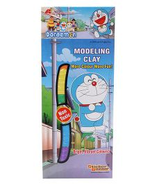 Doraemon Modelling Clay Pouch - 50 Grams