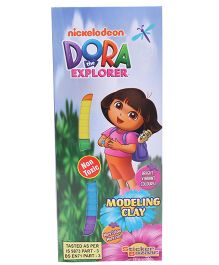 Dora Modelling Clay Box - Multi color
