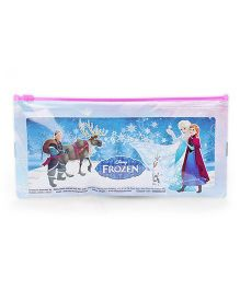 Disney Frozen Regular Pencil Pouch - Blue