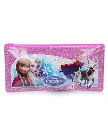 Disney Frozen Regular Sparkle Pencil Pouch - Purple