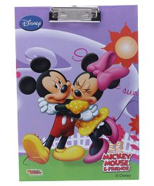 Disney Mickey Mouse and Friends Exam Clipboard - LAvender