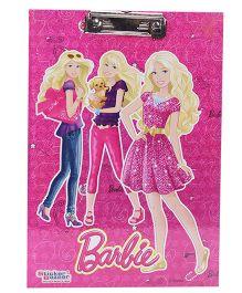 Barbie Exam Clipboard - Pink