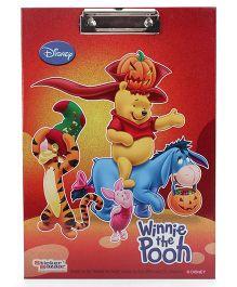Disney Winnie The Pooh Sparkle Writing Pad - Pink