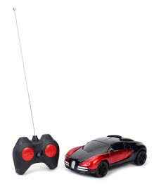 Kumar Toys XF Remote Controlled Car Toy  - Red And Black