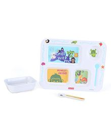 Fisher Price Precious Planet Meal Set - 3 Pieces