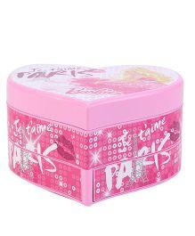 Barbie Fancy Mirror Musical Jewellery Box