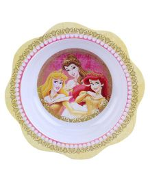 Disney Princess Flower Shape Bowl